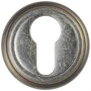 Накладка под цилиндр Винтаж ET03AS состаренное серебро