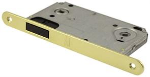 Замок сантехнический Винтаж M90 SB матовое золото магнитный
