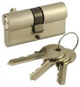 Цилиндровый механизм V60 SN (ключ-ключ) матовый никель