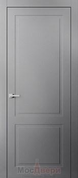 Межкомнатная дверь Эмаль Pellegrino Grigio глухая - фото 34695