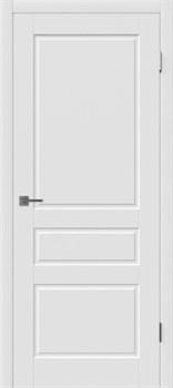 Межкомнатная дверь Эмаль Ennio Bianco глухая - фото 38607