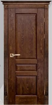 Межкомнатная дверь Массив Дуба Двери Белоруссии Ланкастер Дуб Винтаж глухая - фото 40940