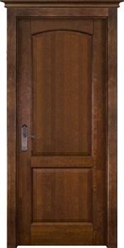 Межкомнатная дверь Массив Ольхи Двери Белоруссии Ричмонд Дуб Винтаж глухая - фото 41076