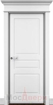 Дверь звукоизоляционная Rw 50dB Horman Bonn Эмаль Белая с автопорогом - фото 41653
