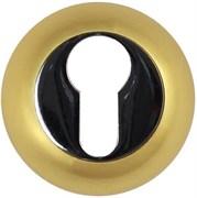 Накладка под цилиндр Винтаж ETC матовое золото