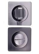 Завертка санузловая (фиксатор) Винтаж BK02L матовый хром