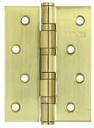 Петля врезная на подшипниках Винтаж B4 SB матовое золото