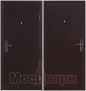 Входная дверь в квартиру ST-12 Антик медный / Антик медный