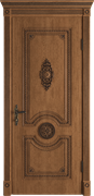 Межкомнатная дверь Profil 2.124DN Дуб Натуральный глухая