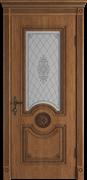 Межкомнатная дверь Profil 2.125DN Дуб Натуральный со стеклом