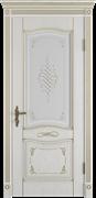 Межкомнатная дверь Profil 2.132DN Монблан со стеклом