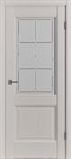 Межкомнатная дверь Profil 90DST Какао матовый со стеклом