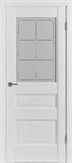 Межкомнатная дверь Profil 94DST Аляска со стеклом