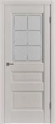 Межкомнатная дверь Profil 94DST Какао матовый со стеклом