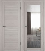 Межкомнатная дверь Profil 99DX Стоун с зеркалом (с 1 стороны)