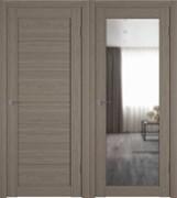Межкомнатная дверь Profil 99DX Сиена с зеркалом (с 1 стороны)