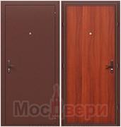 Входная дверь в квартиру EM-1 Антик медный / Анегри