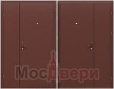 Входная дверь тамбурная DS-3 Антик медный / Антик медный