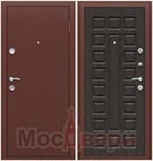 Входная дверь в квартиру IR-3 Антик медный / Венге
