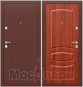 Входная дверь в квартиру SG-7 Антик медный / Анегри