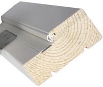 Коробка стандарт CLP для противопожарных дверей 92*42*2100 Моноколор