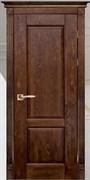 Межкомнатная дверь Массив Дуба Двери Белоруссии Галифакс Дуб Винтаж глухая