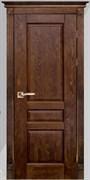 Межкомнатная дверь Массив Дуба Двери Белоруссии Ланкастер Дуб Винтаж глухая