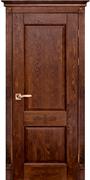 Межкомнатная дверь Массив Дуба Двери Белоруссии Глазго Дуб Винтаж глухая