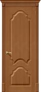 Межкомнатная дверь FA-27 Орех натуральный глухая