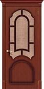 Межкомнатная дверь FSO-15 Макоре со стеклом