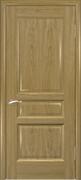 Межкомнатная дверь Аметист Дуб натуральный глухая