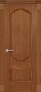 Межкомнатная дверь Криста Дуб Эльдорадо глухая