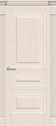 Межкомнатная дверь Клавье Эмаль Ваниль глухая
