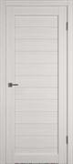Межкомнатная дверь Profil 71DX Бьянко LACOBEL Белый Лак со стеклом