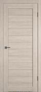 Межкомнатная дверь Profil 71DX Капучино LACOBEL Белый Лак со стеклом