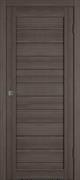 Межкомнатная дверь Profil 71DX Грей LACOBEL Белый Лак со стеклом