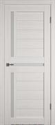Межкомнатная дверь Profil 19DX Бьянко LACOBEL Белый Лак со стеклом