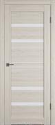 Межкомнатная дверь Profil 2.65DX Эшвайт LACOBEL Белый Лак со стеклом