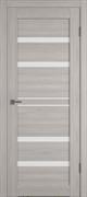 Межкомнатная дверь Profil 2.65DX Стоун LACOBEL Белый Лак со стеклом
