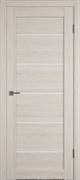 Межкомнатная дверь Profil 57DX Эшвайт LACOBEL Белый Лак со стеклом