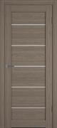 Межкомнатная дверь Profil 57DX Сиена LACOBEL Белый Лак со стеклом