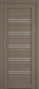 Межкомнатная дверь Profil 2.69DX Сиена LACOBEL Белый Лак со стеклом