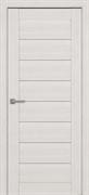 Межкомнатная дверь Profil 98RXU Ясень Жасмин со стеклом