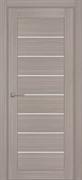 Межкомнатная дверь Profil 98RXU Грей со стеклом