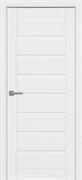 Межкомнатная дверь Profil 98RXU Сноу Мелинга со стеклом