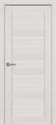 Межкомнатная дверь Profil 2.65RXU Ясень Жасмин со стеклом