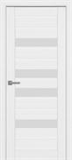 Межкомнатная дверь Profil 2.65RXU Сноу Мелинга со стеклом