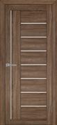 Межкомнатная дверь Profil 17RTX Дуб Серый со стеклом
