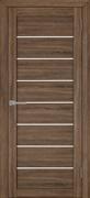 Межкомнатная дверь Profil 71RTX Дуб Серый со стеклом