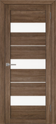 Межкомнатная дверь Profil 41RTX Дуб Серый со стеклом